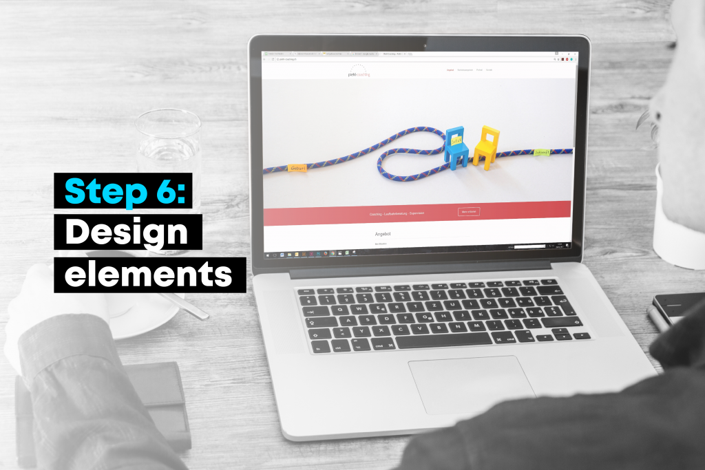 Website Design Elements