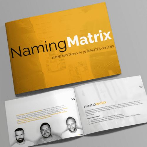 Naming Matrix (recolor)