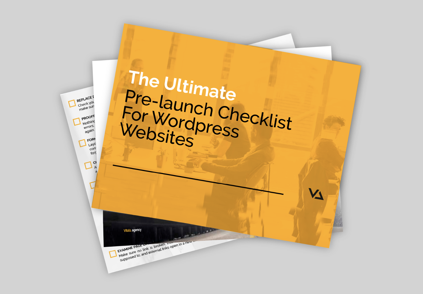 Website Pre-Launch Checklist 2